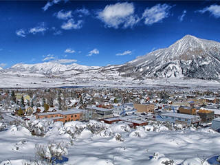 Crested Butte new year