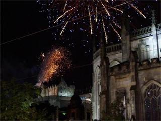 Hogmanay 2021 | Edinburgh New Years Eve Guide