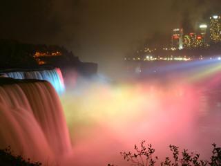 Niagara Falls New Years Eve