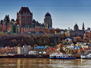 Quebec City new years eve