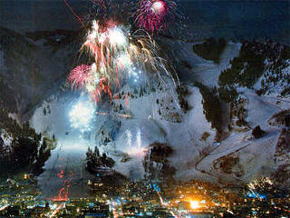Vail fireworks CO